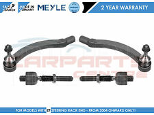 FOR VOLVO S60 V70 S80 04- INNER OUTER STEERING ARM TIE TRACK ROD RACK END MEYLE