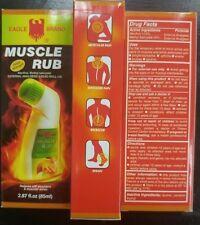 Eagle Brand Muscle Rub 2.87 fl (85mL)
