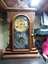 "New ListingAntique Waterbury Parlor Clock ""Cranville"" Model"
