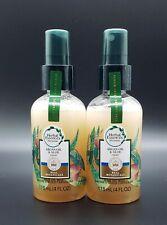 2 Herbal Essences Bio-Renew Argan Oil & Aloe Repair Hair Oil Mist - 4 Oz.