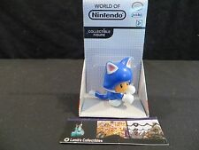 "Cat Toad World of Nintendo white box 2.5"" figure Jakks Pacific"