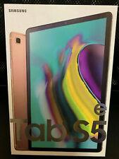 Samsung Galaxy Tab S5E Wifi LTE 10.5 Zoll Tablet 64GB 4GB RAM Gold NEU OVP