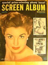 Screen Album Magazine Summer 1952 Marilyn Monroe Swimsuit Esther Williams