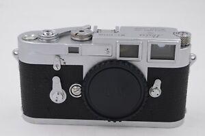 Leica M3 double stroke body, recent CLA.