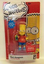 3 hablando figura The Simpsons Series-Bart Simpson