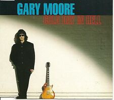 GARY MOORE COLD DAY IN HELL + STORMY MONDAY LIVE WITH ALBERT KING 4 TRACK CDS