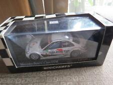 Minichamps 1/43 Mercedes-Benz C Class-DTM 2007 Salzgitter NEW VERY RARE READ