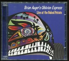 Brian Auger's Oblivion Express - Live At The Baked Potato CD+DVD 2008 FUEL
