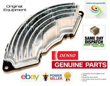 DENSO HEATER BLOWER MOTOR RESISTOR CITROEN C4 GRAND PICASSO BERLINGO DISPATCH