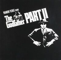 THE GODFATHER PART II OST 1974 14-track Soundtrack CD BRAND NEW Nino Rota