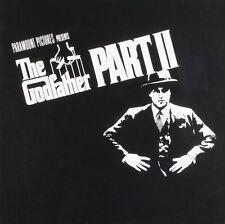 THE GODFATHER PART II BANDA SONORA 1974 14 Canciones Cd Nuevo/Sellado Nino Rota