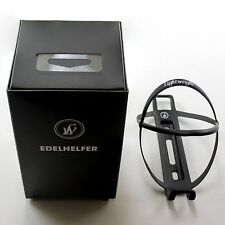 Lightweight Edelhelfer Bottle Cage Bike Carbon Black 18 grams - Trek Specialized