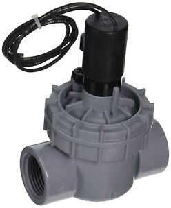 "Irritrol 2400T Irrigation Valve Globe NPT Threaded Connection 1"""