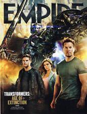 January Empire Film & TV Magazines in English