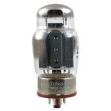 New Plate Current Tested Tung-Sol Reissue 6550 KT88 Coke Bottle Vacuum Tube
