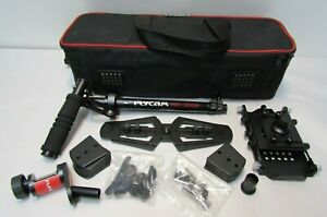 FLYCAM HD-3000 HANDHELD VIDEO CAMERA STABILIZER W/ QUICK RELEASE & CARRY CASE EX