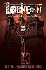 Locke and Key: V1: Welcome to Lovecraft Hardcover IDW Graphic Novel by Joe Hill