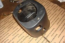 1997 Toyota Pickup 4Runner Steering Column Cover BLACK w/screws- Tilt