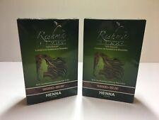 2 Pack Reshma Femme Natural Henna Toffee-hk10 Hair Color Dye 2.12oz
