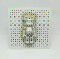 BEARBRICK MEDICOM TOY 15TH ANNIVERSARY Multicolor Be@rbrick NEW NUEVO