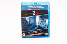 Paranormal Activity 2 (Blu-ray, DVD & Digital Copy, 2011, 2-Disc Set)