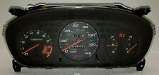 99-00 Honda Civic Si Gauge Cluster EM1 18K Instrument Cluster 1999-2000