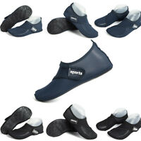 Women Men Water Shoes Aqua Socks Yoga Exercise Pool Beach Swim Adjustable Size
