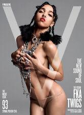 V Magazine,FKA Twigs,Sam Sm