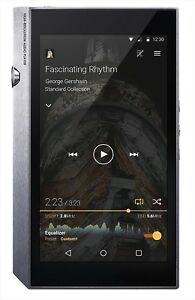 Pioneer XDP-300R digital audio player Hi-Res corresponding silver X NEW