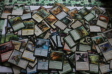 *MRM* Lot de 2600 cartes 100 Rares 300 unco 2100 comunes 100 terrains MTG Magic