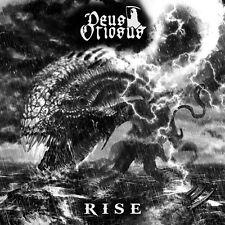Deus otiosus-RISE-CD-DEATH METAL