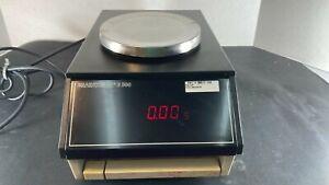 Ohaus Brainweigh B500 D Lab Digital Scale Balance 500g x 0.1g (Tested and works)
