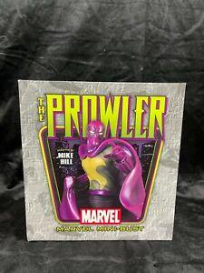 """BOWEN MARVEL AVENGERS X-MEN FANTASTIC FOUR """"THE PROWLER"""" MINI BUST FIGURE STATUE"""