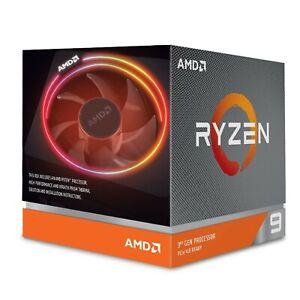 AMD Ryzen 9 5900X CPU BOX Prozessor, 12-Core, 3,7GHz,Sockel AM4,100-100000061WOF