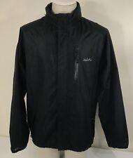 Quicksilver GORETEX Black Men's Large Jacket Outdoor Sports Winter Snow Ski Used