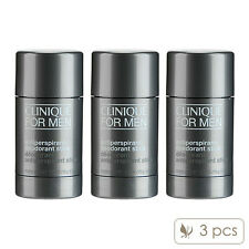 Clinique Clinique For Men Antiperspirant-Deodorant Stick (75g,3pcs Bundle)