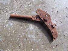 Allis Chalmers G Tractor Original Ac Cultivator Shovel Brace Bracket