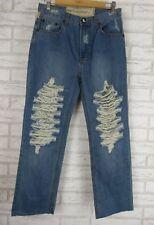 ONE TEASPOON Cut Off jeans Sz 24