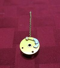 ORIGINAL ATMOS CLOCK MOVEMENT ATMOS ll PULLEY WITH CHAIN PARTS