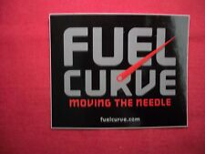 Fuel Curve Moving The Needle Sticker Decal