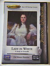 Johnnie Liliedahl: Lady in White - Art Instruction DVD