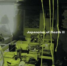 V/a japanoise of Death II CD Brighter death now the Grey starkiller Genocide organe