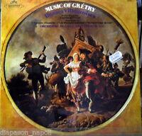 Gretry: Dances Villageoises / Paul Strauss Orchetre De Lüttich - LP 33 RPM