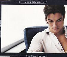 MAXI CD COLLECTOR 1T JULIO IGLESIAS JR ONE MORE CHANCE DE 1999 TBE