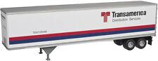 "HO Atlas Motoring 2000 #20 003 727 * 45' Pines Trailer ""Transamerica Dis"" 550458"
