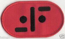 V TV SERIES SWASTICA CAP PATCH - VV03