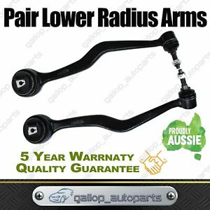 Front Lower Caster Control Arm Arms For Holden Commodore Ve-On Statesman Caprice