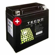 Motorrad TECNO Gel Batterie YTX14-BS für Husqvarna SM 610, TE 610