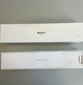 Apple Watch Series 3 42mm Sport Band Case *BOX ONLY* - NO WATCH iPod Iphone