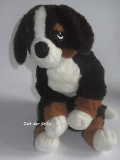 IKEA Hund Hoppig Berner Sennenhund weiß braun Stoffhund ca. 35 cm